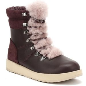 Ugg Viki Waterproof Boot Port 8
